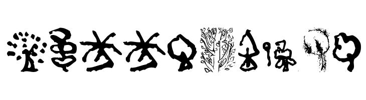 TreesAndCo  नि: शुल्क फ़ॉन्ट्स डाउनलोड