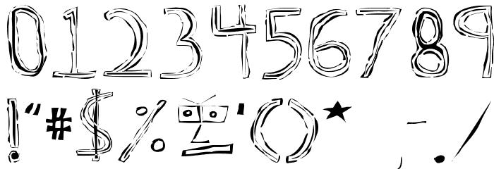Triple Bypass Regular 字体 其它煤焦