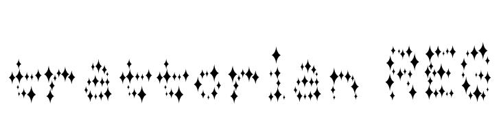 trattorian REG  Free Fonts Download