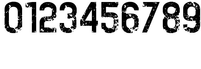 TWOFOLD uncomplete DeSigN Шрифта ДРУГИЕ символов
