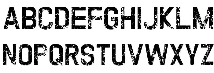 TWOFOLD uncomplete DeSigN Шрифта ВЕРХНИЙ