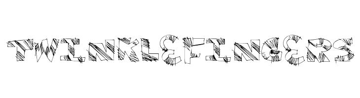 TwinkleFingers  Free Fonts Download