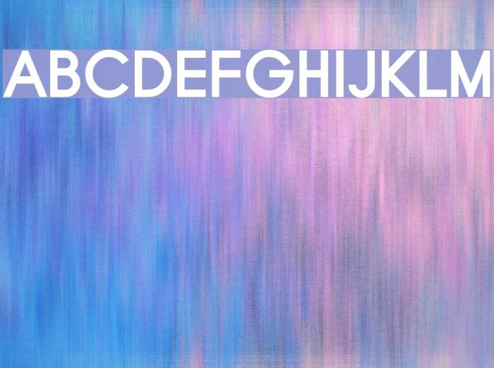 Typo Grotesk Bold फ़ॉन्ट examples