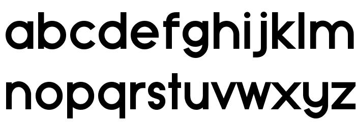 Typo Grotesk Bold Font LOWERCASE
