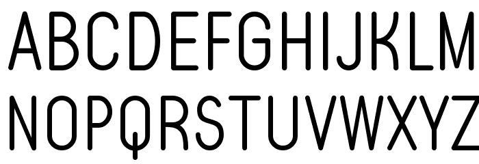 Typo Quik Light Demo Font UPPERCASE