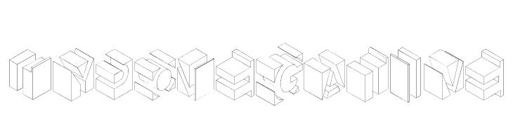 TypoNegative  Скачать бесплатные шрифты