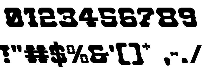 U.S. Marshal Leftalic Шрифта ДРУГИЕ символов