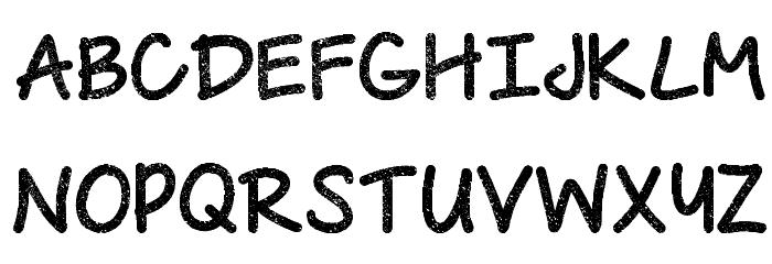 Urban Class Font UPPERCASE