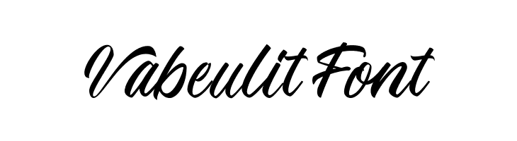 Vabeulit Font  Free Fonts Download