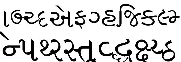 Vakil_01 Font LOWERCASE