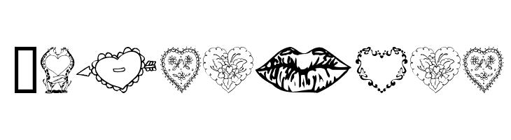 Valentine  Free Fonts Download