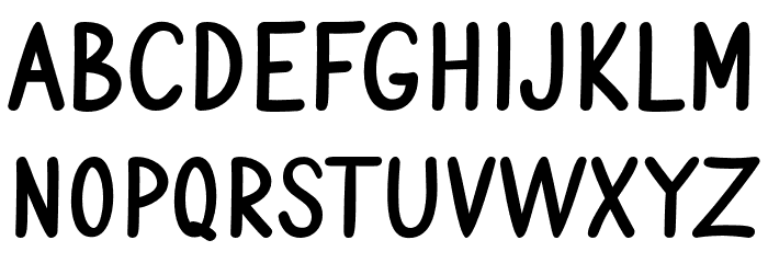 VanillaTwilight Font Download - free fonts download