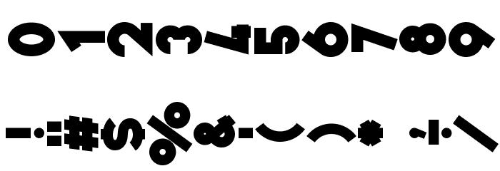 Variet� Ikarier Font OTHER CHARS
