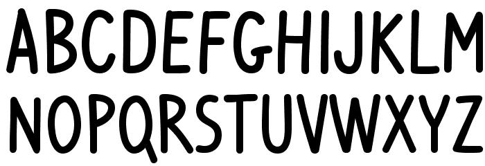 Ventura Edding Medium Font UPPERCASE