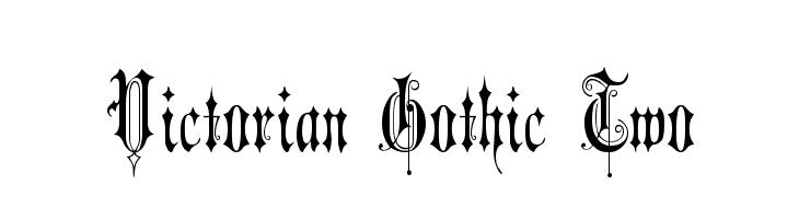 Victorian Gothic Two  Descarca Fonturi Gratis