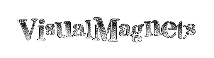 VisualMagnets  Frei Schriftart Herunterladen