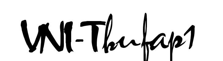 VNI-Thufap1  Descarca Fonturi Gratis