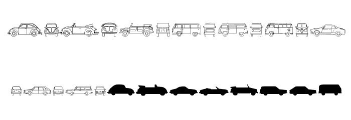 volkswagen font  fonts
