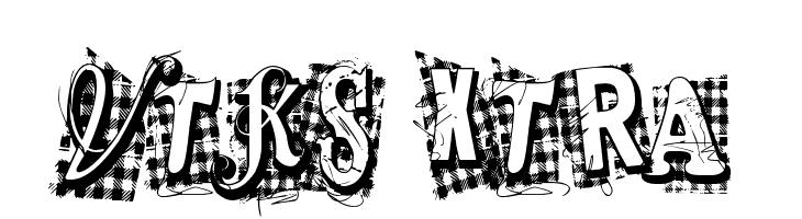VTKS Xtra  لخطوط تنزيل