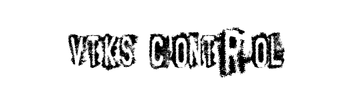 vtks Control  Free Fonts Download