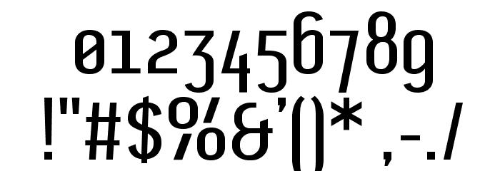 Wagashi Sans Regular Font OTHER CHARS