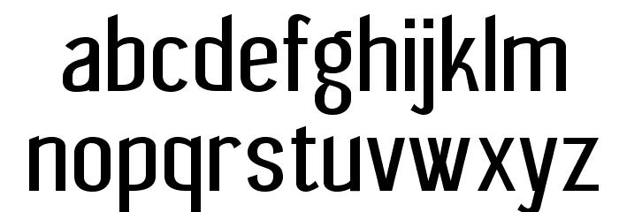 Wagashi Sans Regular Font LOWERCASE
