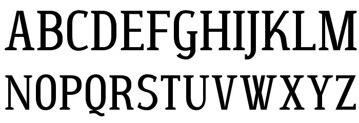 Wagashi Serif Font UPPERCASE