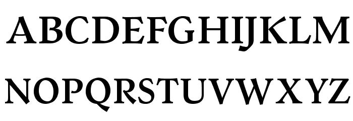Walleye-Bold Font UPPERCASE