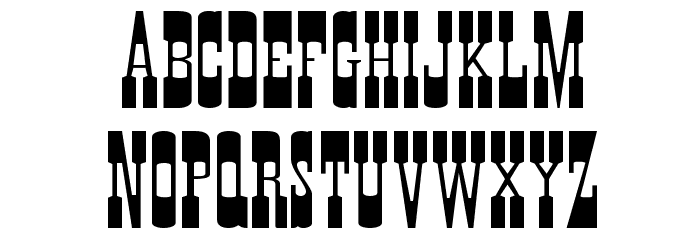 Wanted Poster Caps Font | Download for Free - FFonts.net