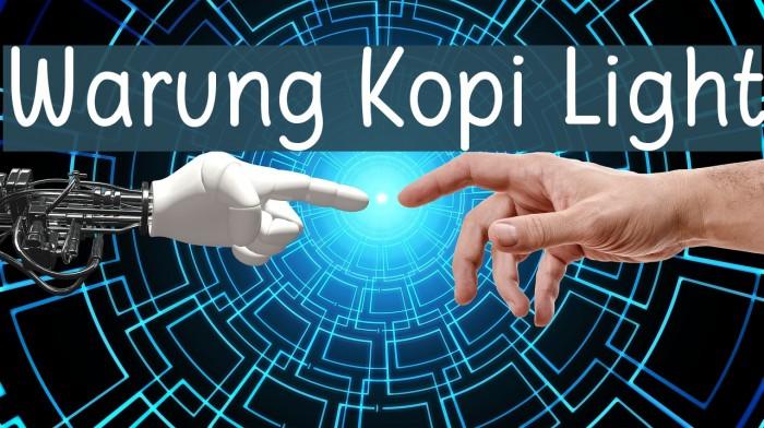 Warung Kopi Light Fuentes examples