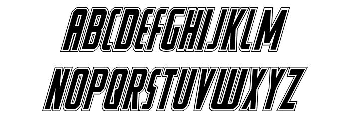 Watchtower Academy Italic Fonte MINÚSCULAS