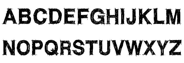 WC ROUGHTRAD Bta Bold Font UPPERCASE