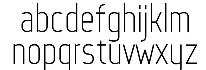 Web Serveroff Font LOWERCASE
