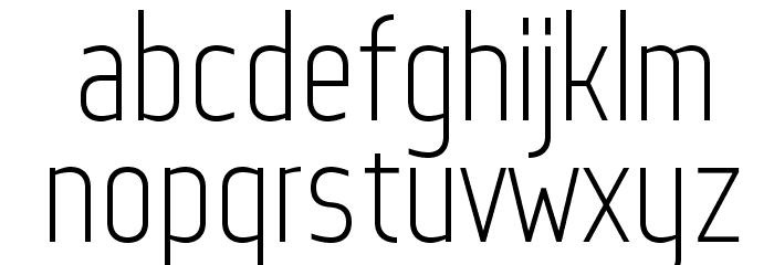 WebServeroff Font LOWERCASE