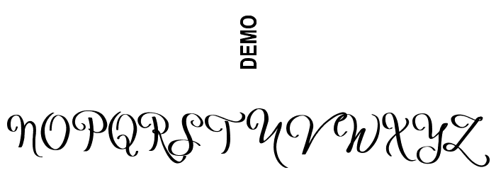 Welga Demo Font OTHER CHARS