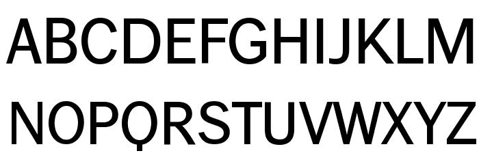 Wendelin-Krftig Font Litere mari