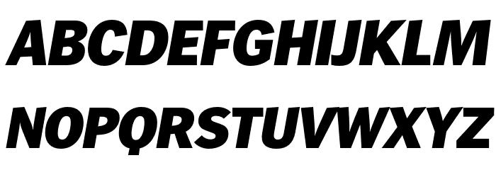 WendelinReduced-FettKursiv फ़ॉन्ट अपरकेस