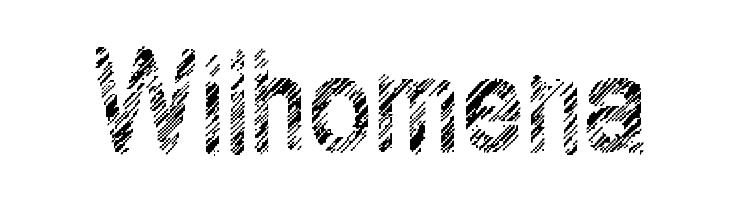 Wilhomena  Free Fonts Download