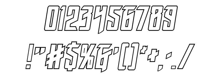 winter solstice outline italic font free fonts download. Black Bedroom Furniture Sets. Home Design Ideas