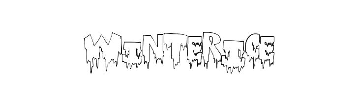 WinterIce  Descarca Fonturi Gratis