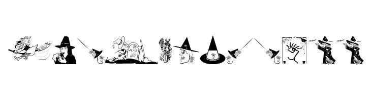WitchesStuff  Free Fonts Download