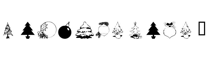 wmchristmas3  Descarca Fonturi Gratis
