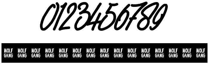 WOLF GANG SCRIPT Fonte OUTROS PERSONAGENS
