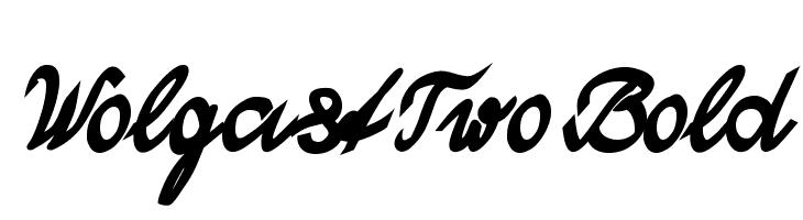 WolgastTwoBold  baixar fontes gratis
