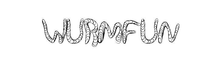 WurmFun  baixar fontes gratis