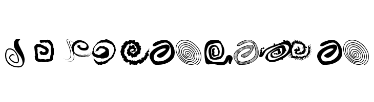 xspiralmental  Free Fonts Download