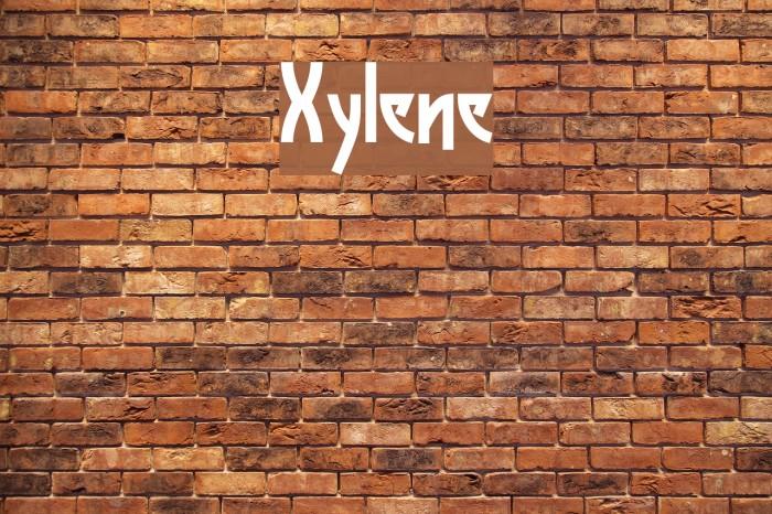 Xylene Fuentes examples