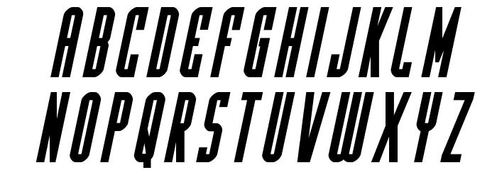 Y-Files Bold Italic 字体 小写
