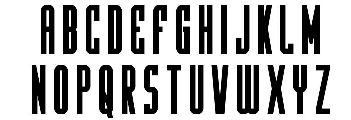 Y-Files Bold 字体 小写