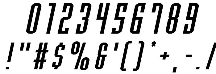 Y-Files Expanded Italic फ़ॉन्ट अन्य घर का काम